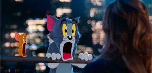 Tom & Jerry การกลับในเวอร์ชั่นคนแสดง