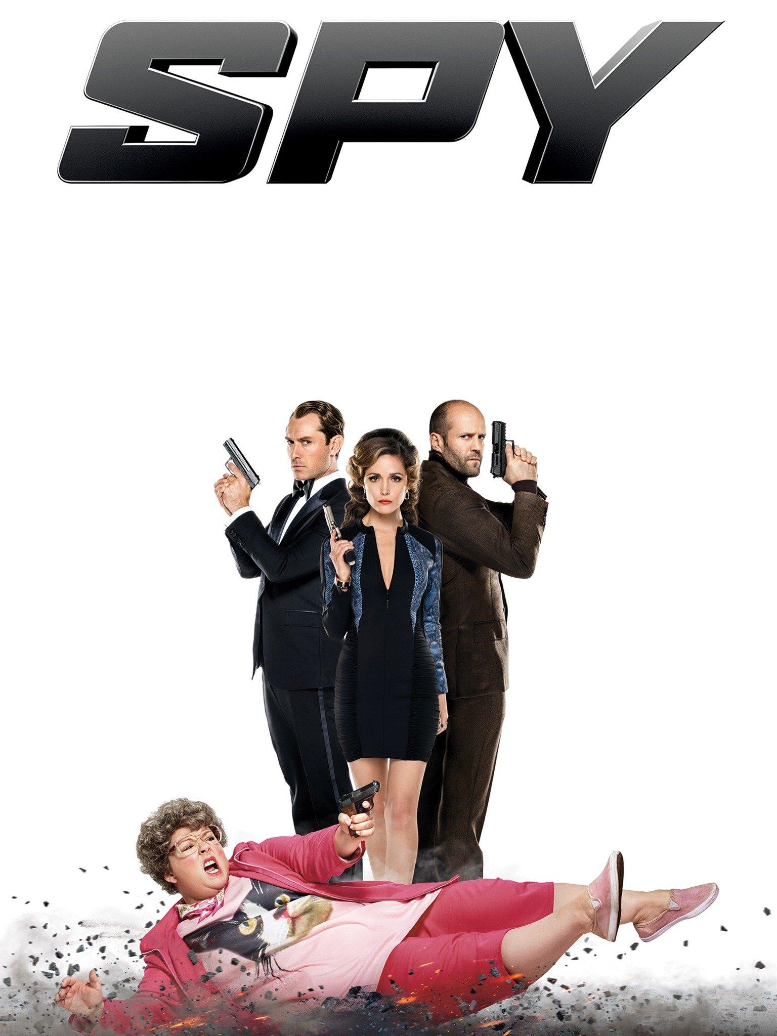 รีวิวหนังเรื่อง SPY