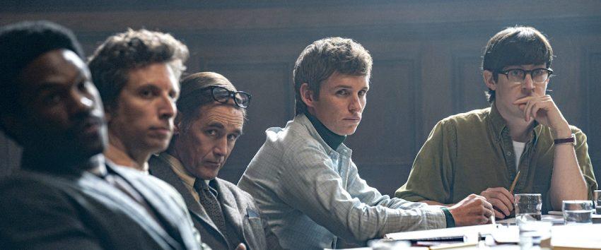 รีวิวเรื่อง The Trial of the Chicago 7 (2020)